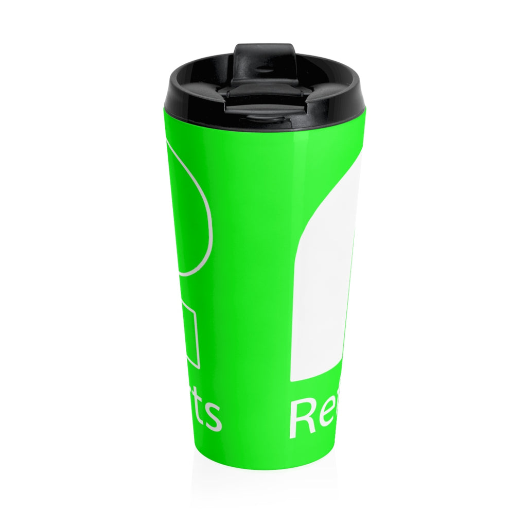 Stainless Steel Travel Mug by Refresh Sports