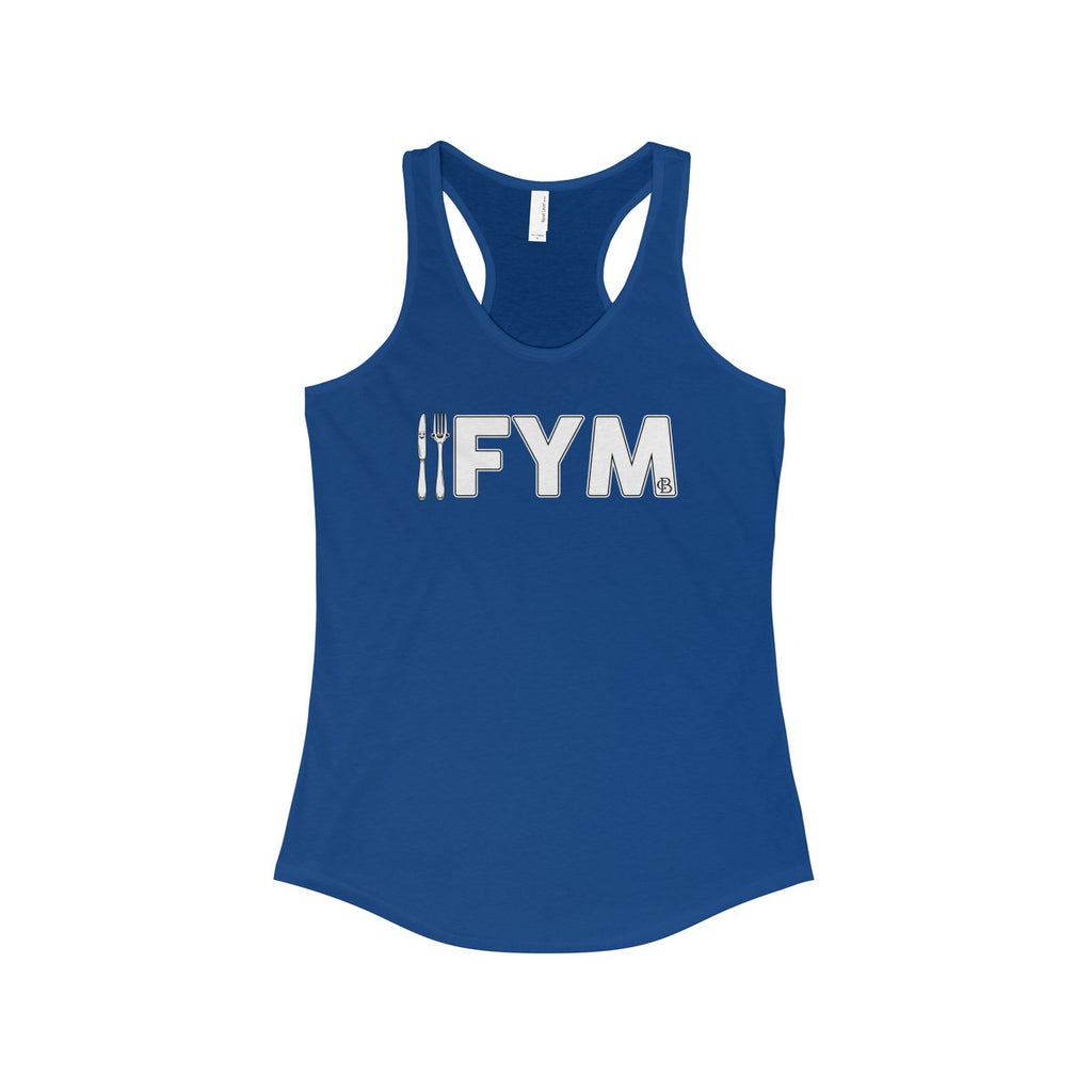 IIFYM Women's Ideal Racerback Tank