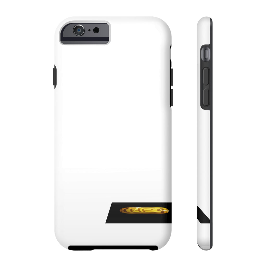 Tough Black and Gold Case