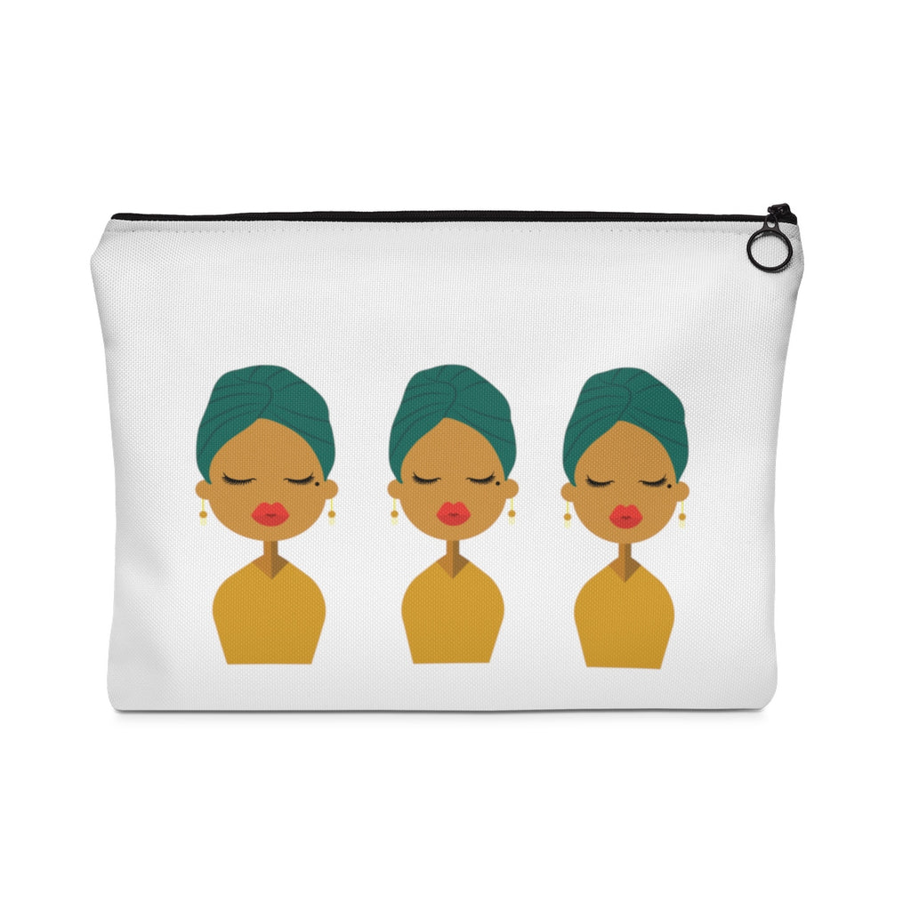 Hanan Beauty Carry All Pouch