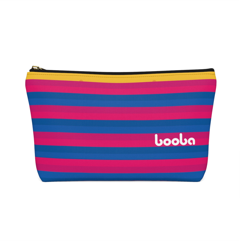 Booba Accessory Pouch w T-bottom