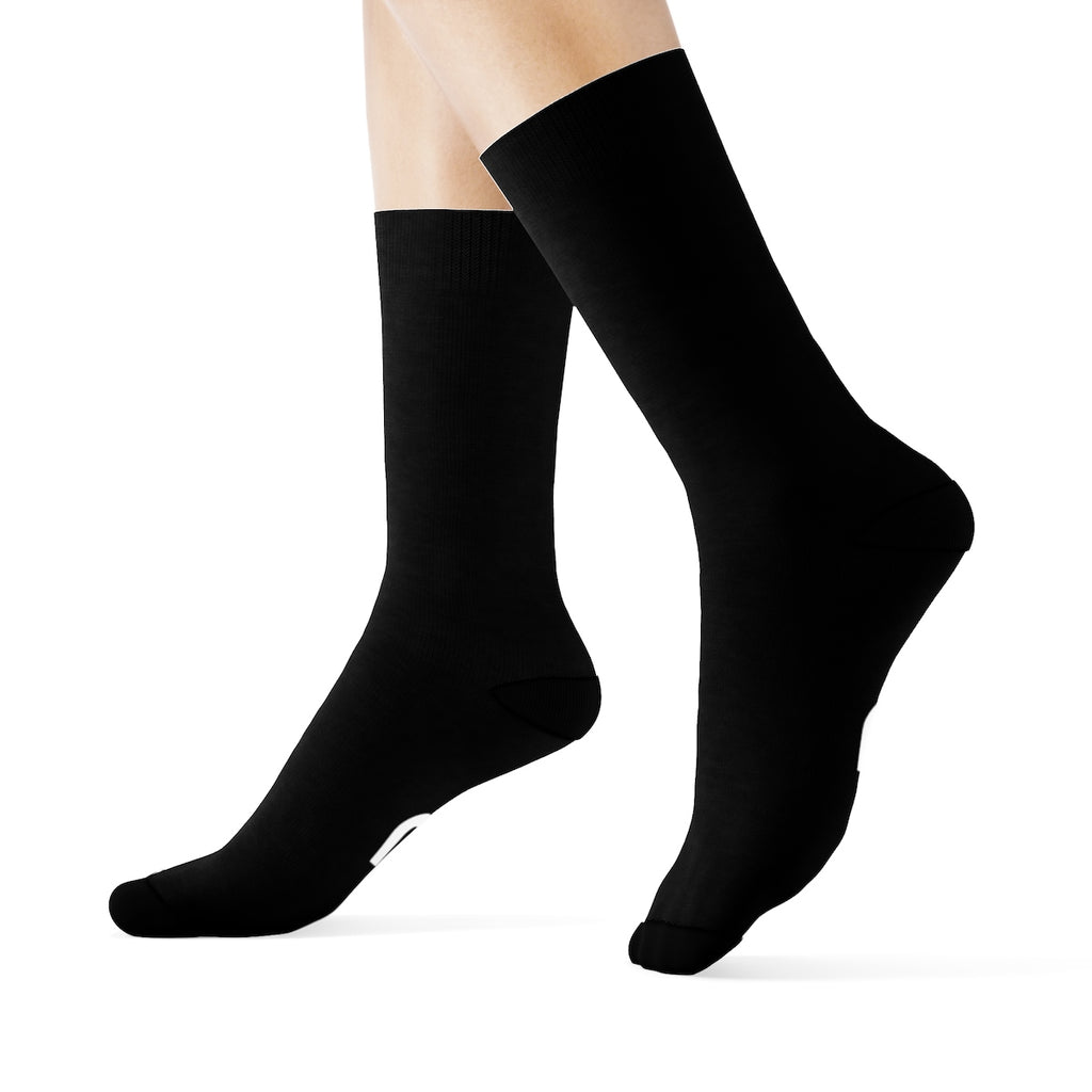Crew Socks by Refresh Sports