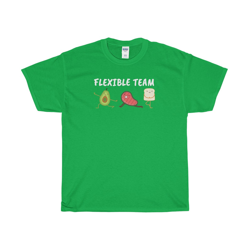 T-shirt Team Flexível por Caio Bottura
