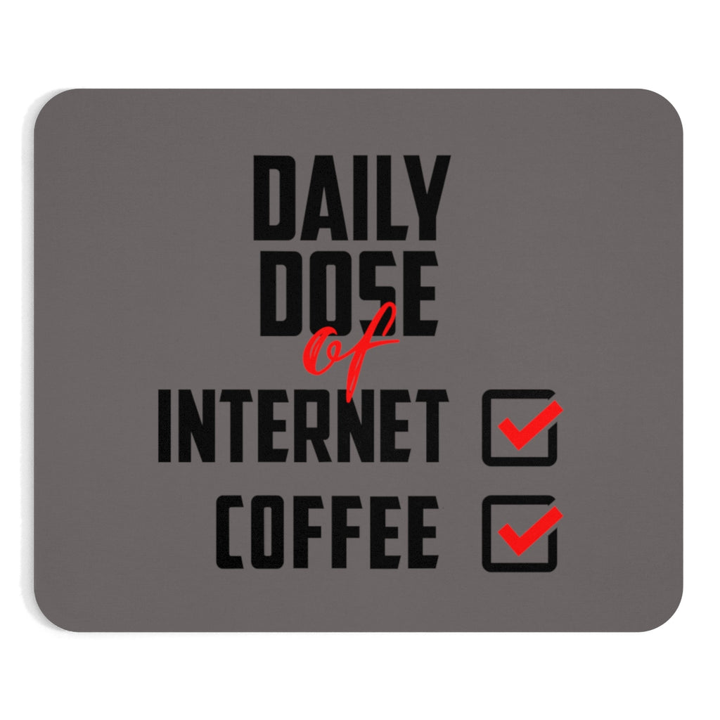 Daily Dose of Internet Checklist Mousepad