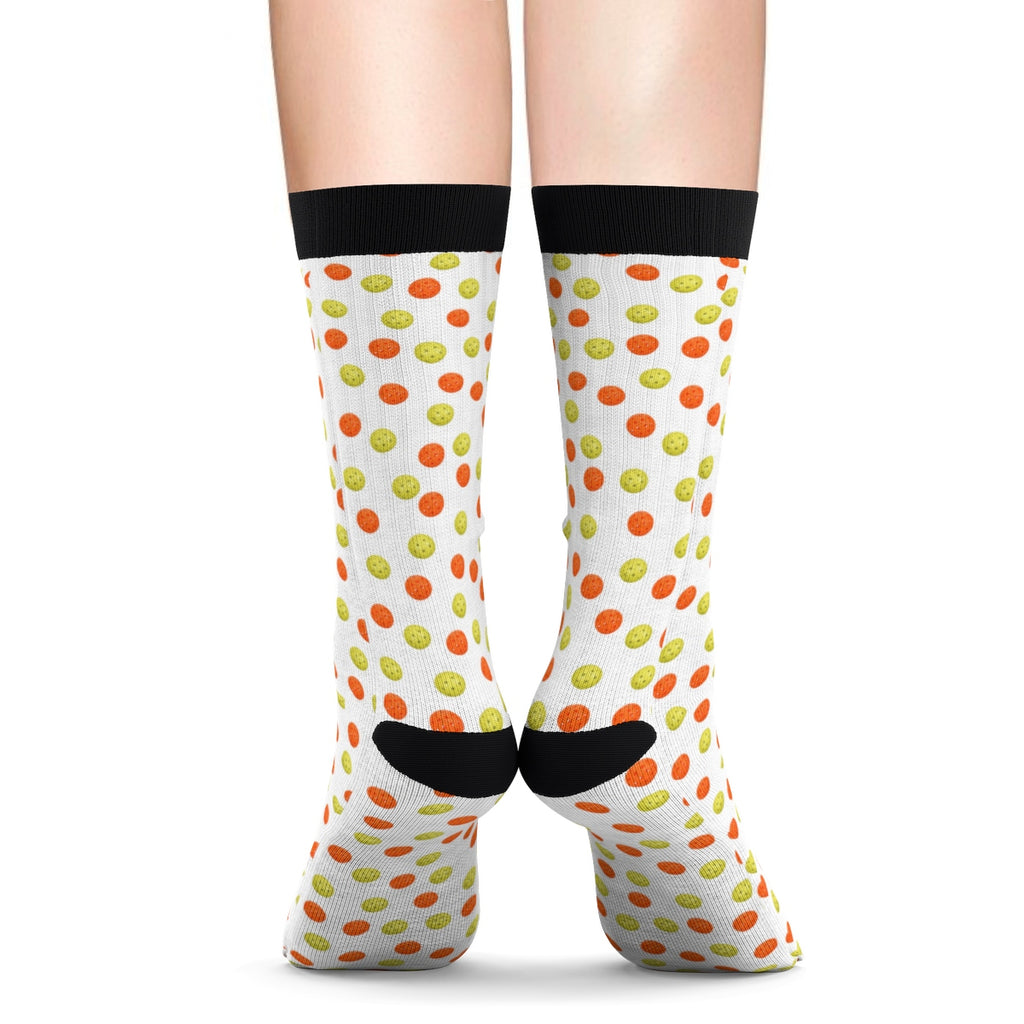 Unique Pattern Pickleball Socks
