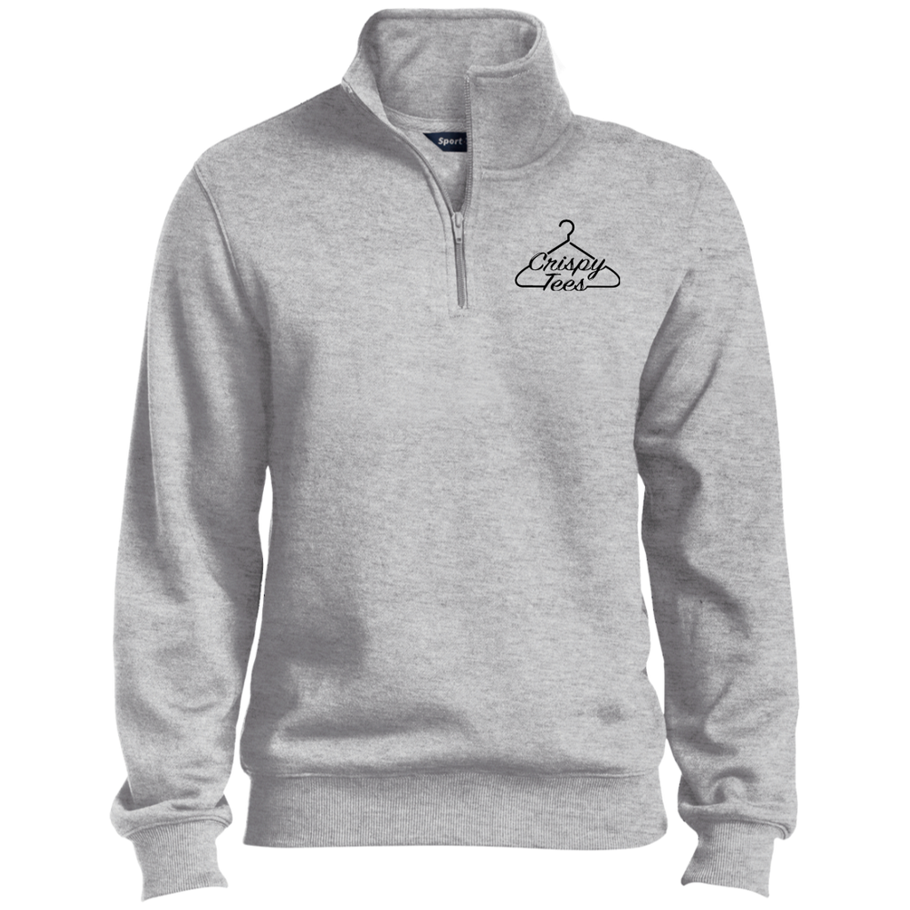 CT-Logo-Clear (1) ST253 Sport-Tek 1/4 Zip Sweatshirt