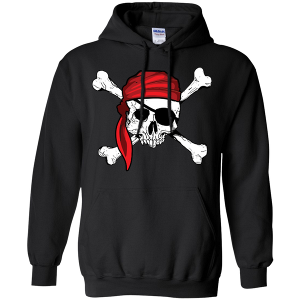 Pirate Life Pullover Hoodie 8 oz.