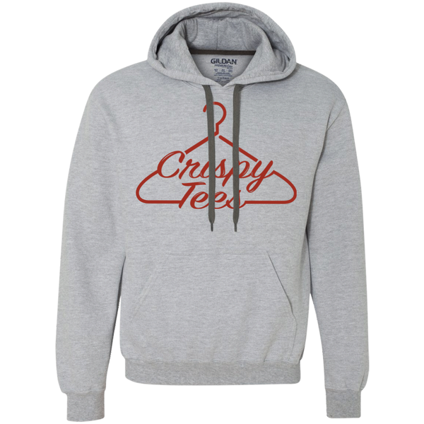 CrispyTees Heavyweight Pullover Fleece Sweatshirt