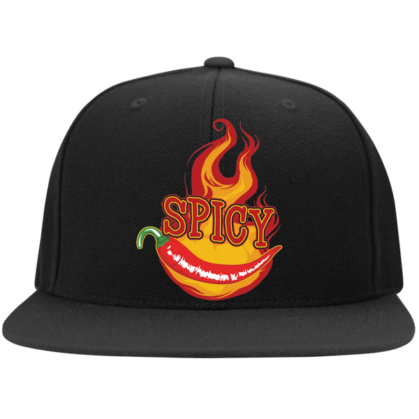 Spicy Snapback Hat Limited Edition