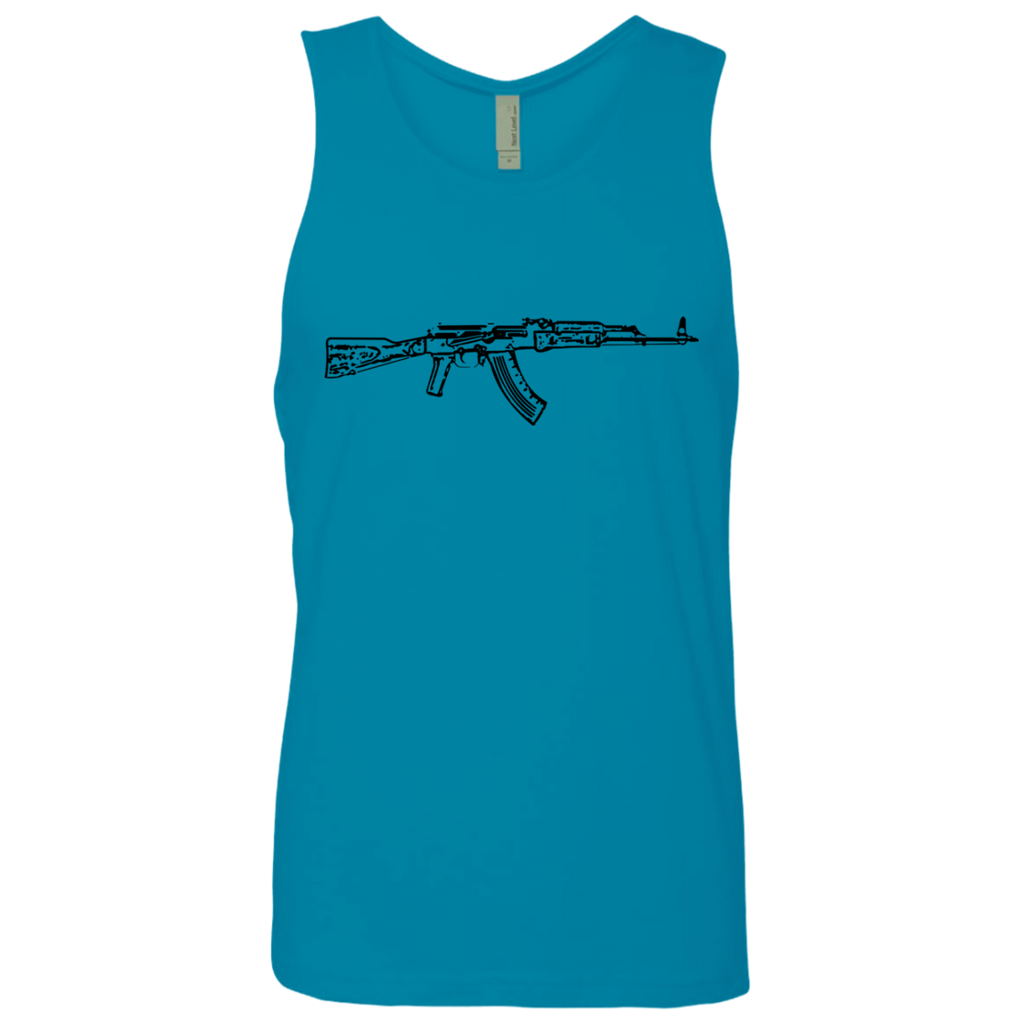 KUK Next Level Men's Cotton Tank