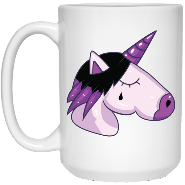 Unicorn 21504 15 oz. White Mug