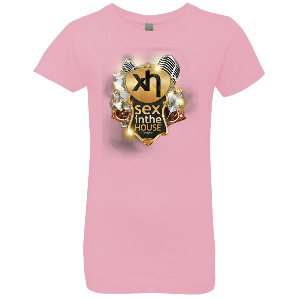 NL3710 Next Level Girls' Princess T-Shirt