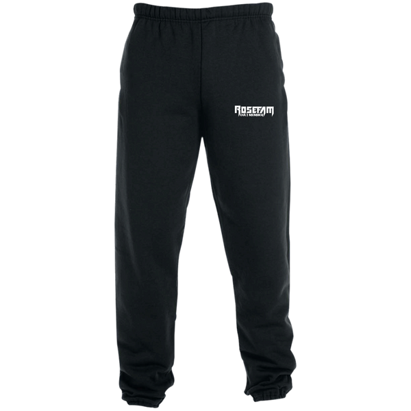 Rosefam Embroidered Sweatpants