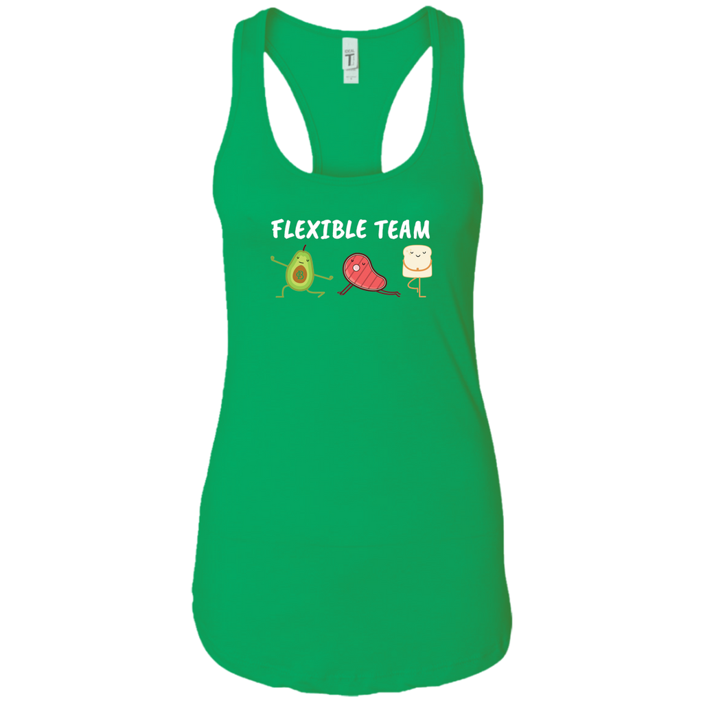 Flexible Team Racerback Tank