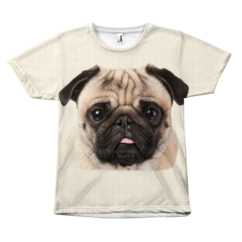 Pugs are My Life - Pug Face