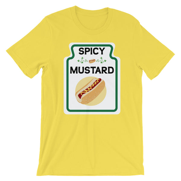 Spicy Mustard T-Shirt