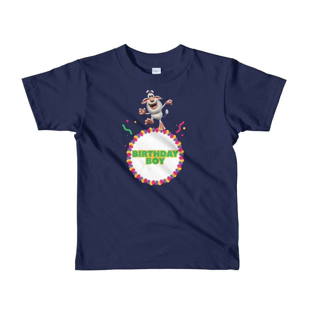 Birthday Boy Infant Toddler Tee - Official Booba Apparel