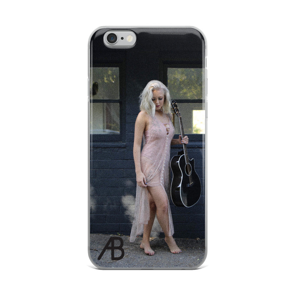 Alexi Blue iPhone Cases