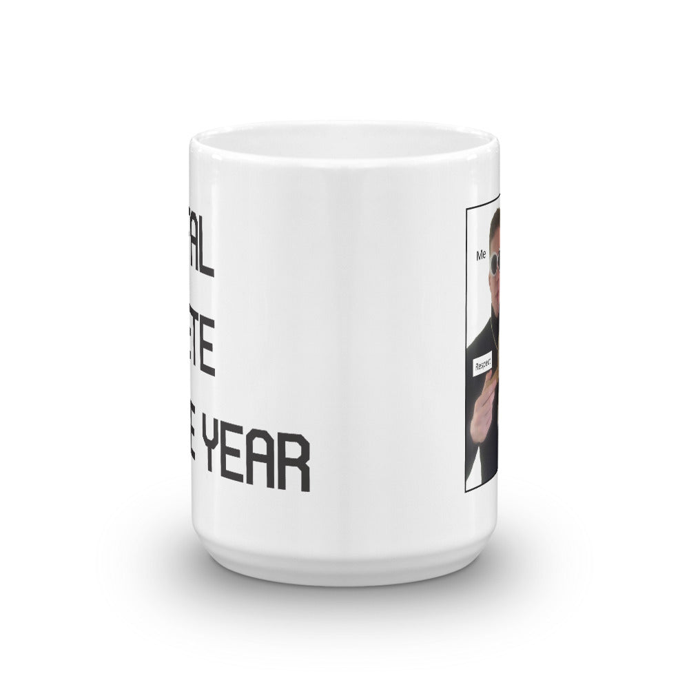 Digital Athlete Of The Year Mug - Control The Board