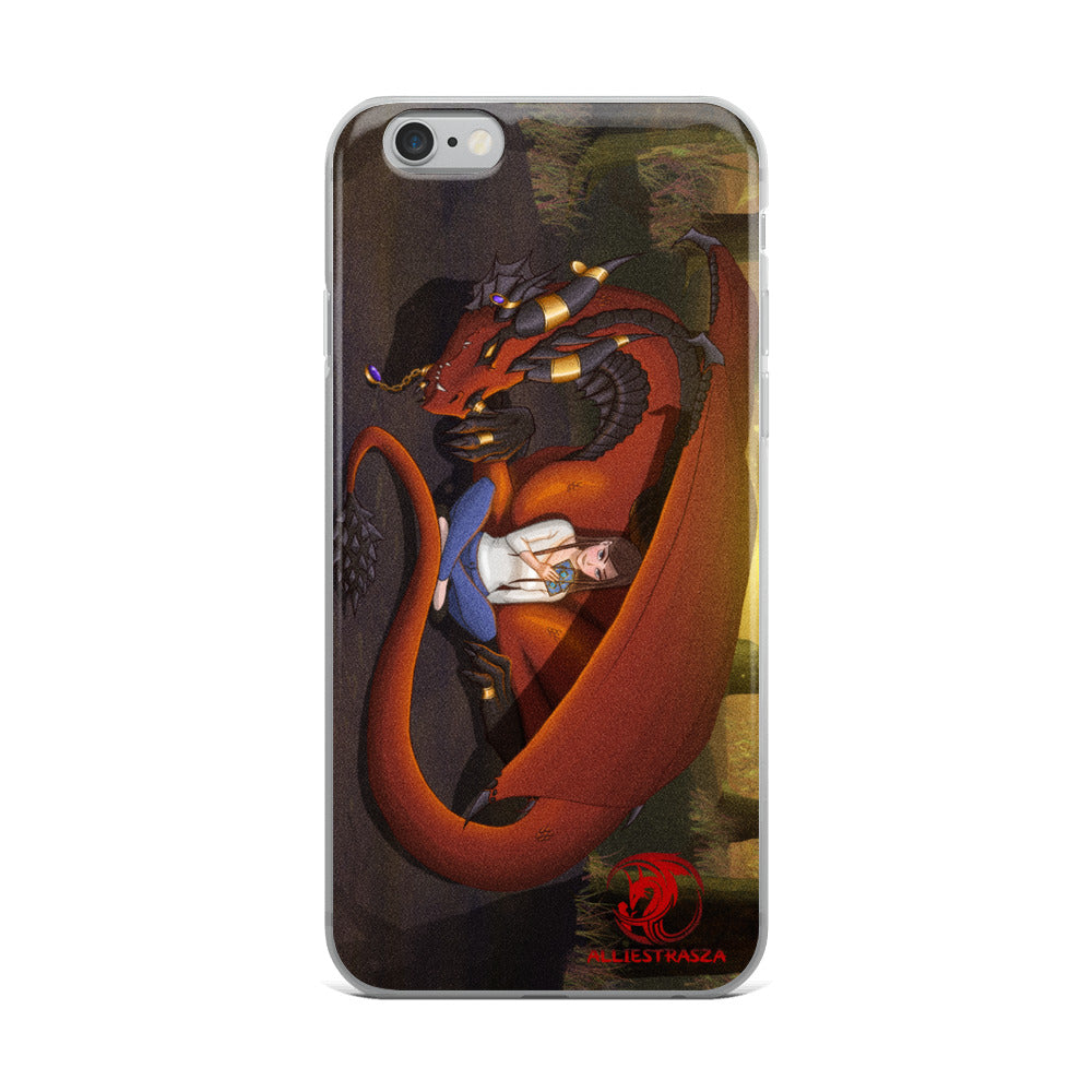 Alliestrasza iPhone Cases