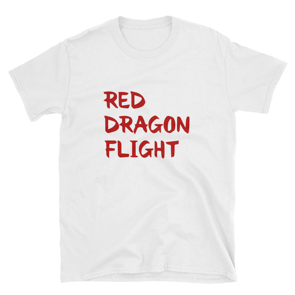 Red Dragon Flight Short-Sleeve T-Shirt