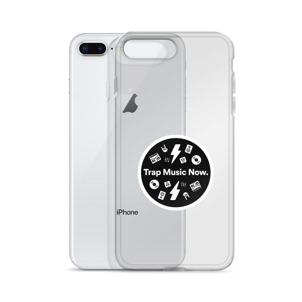 Trap Music Now. iPhone Cases