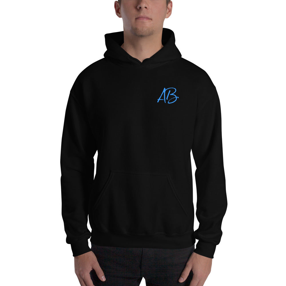 Hooded Sweatshirt - Alexi Blue
