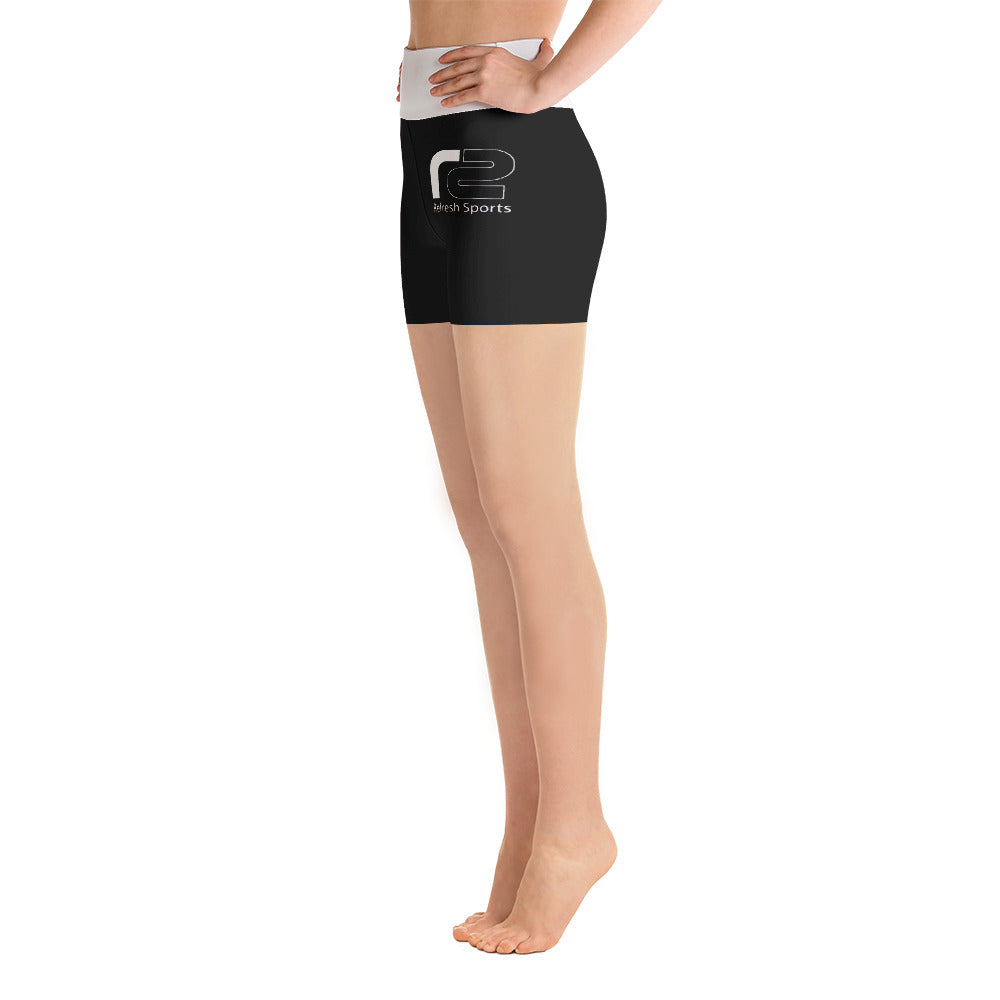 Yoga Shorts by Refresh Sports