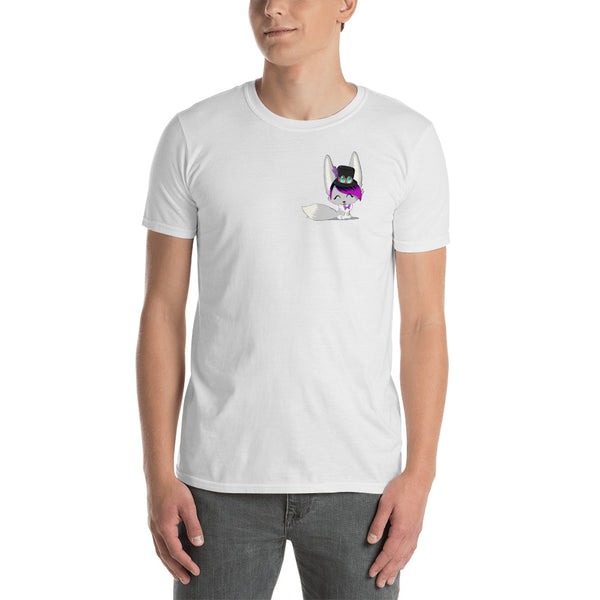 Makarimorph Cat Short-Sleeve Unisex T-Shirt