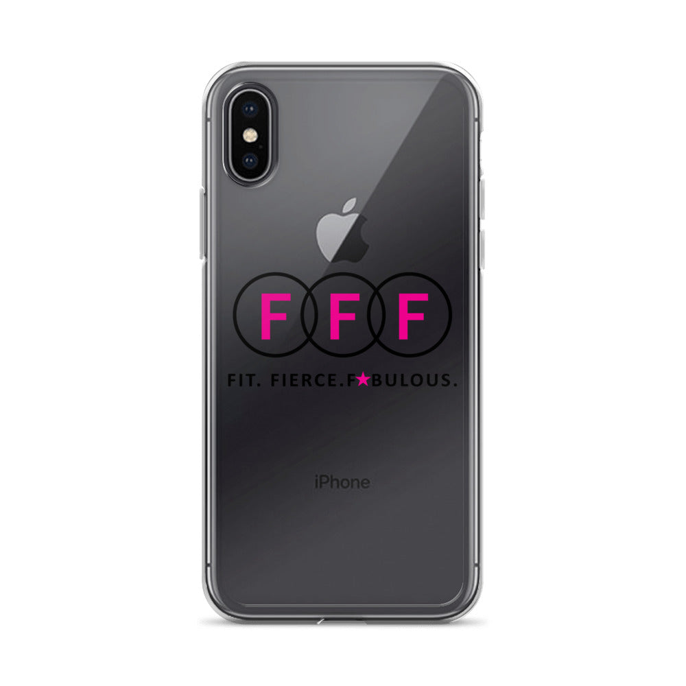 FFF iPhone Case
