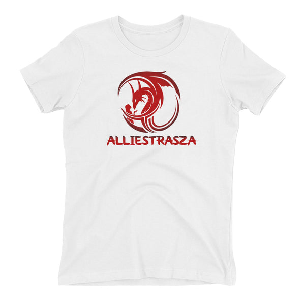 Women's t-shirt - Red Dragon