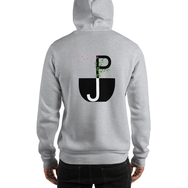 PJ Dreams Bright & Dark Clouds Hooded Sweatshirt