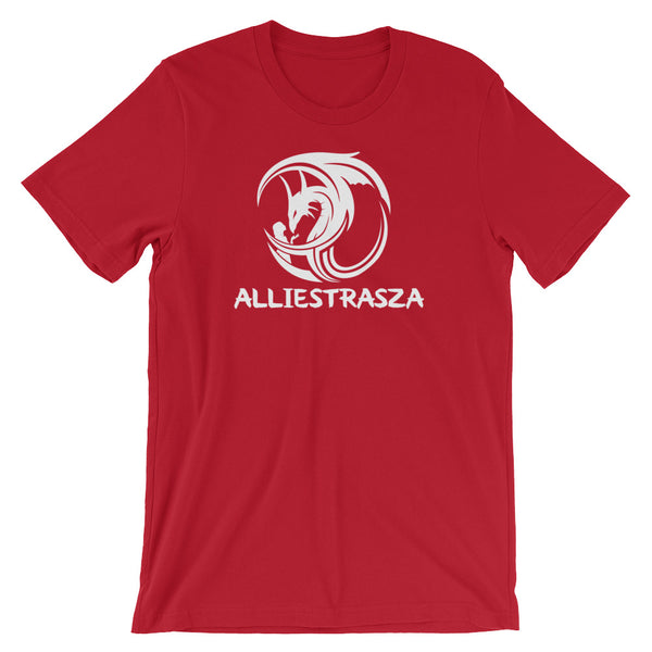 Alliestrasza Tee - White Dragon