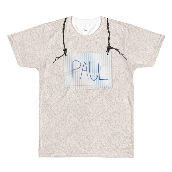 Aw Paul T-Shirt by The Janoskians