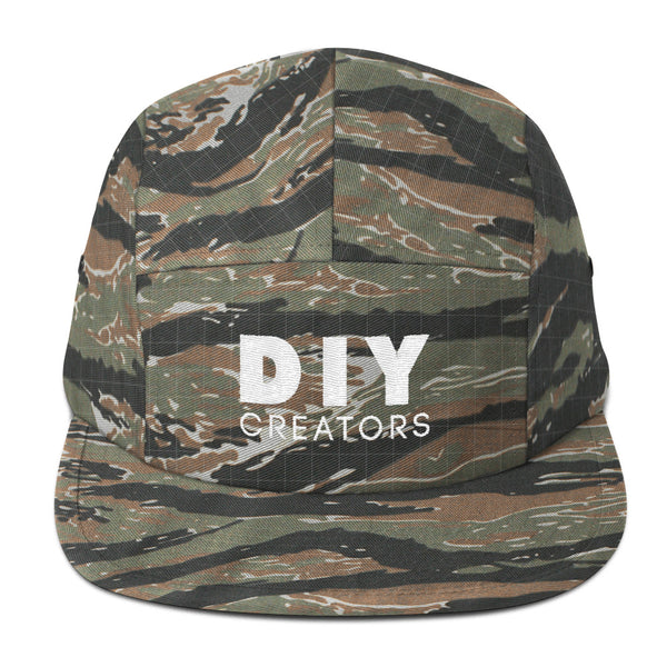 DIY Creators Five Panel Cap