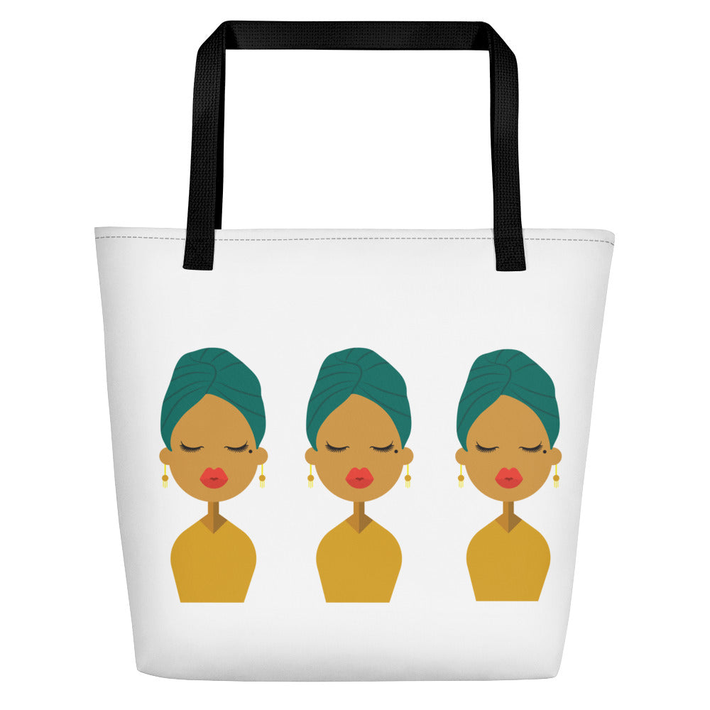 Beach Bag - Hanan Beauty Exclusive Apparel