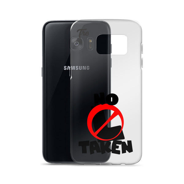 No L Taken Samsung Cases by Triggered Tro