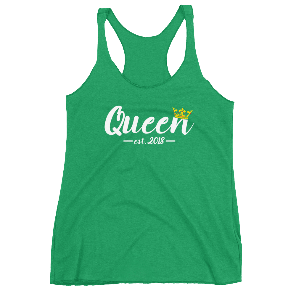 Matching King-Queen Tank by Marsai Bell