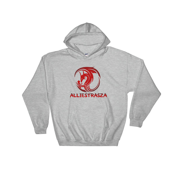 Alliestrasza Hoodie - Red Dragon