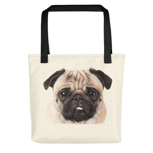 Pug Face Tote bag