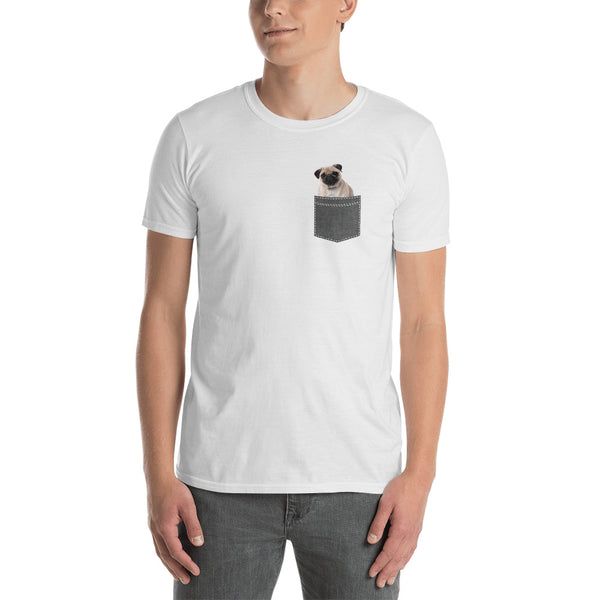 Pug in my Pocket Tee