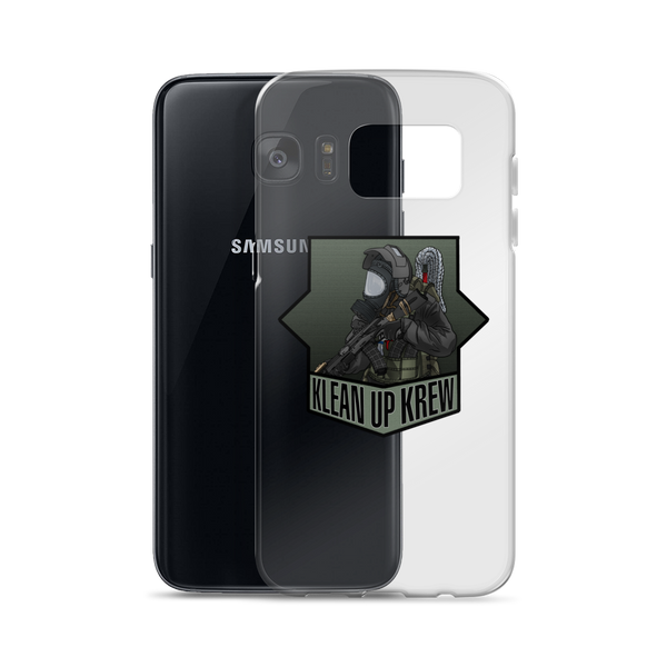 Klean Up Krew Samsung Case