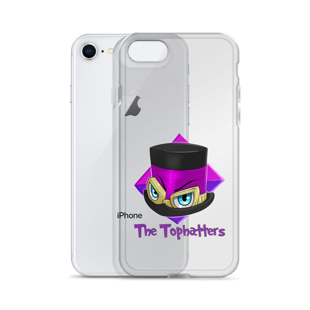 Tophatters iPhone Cases