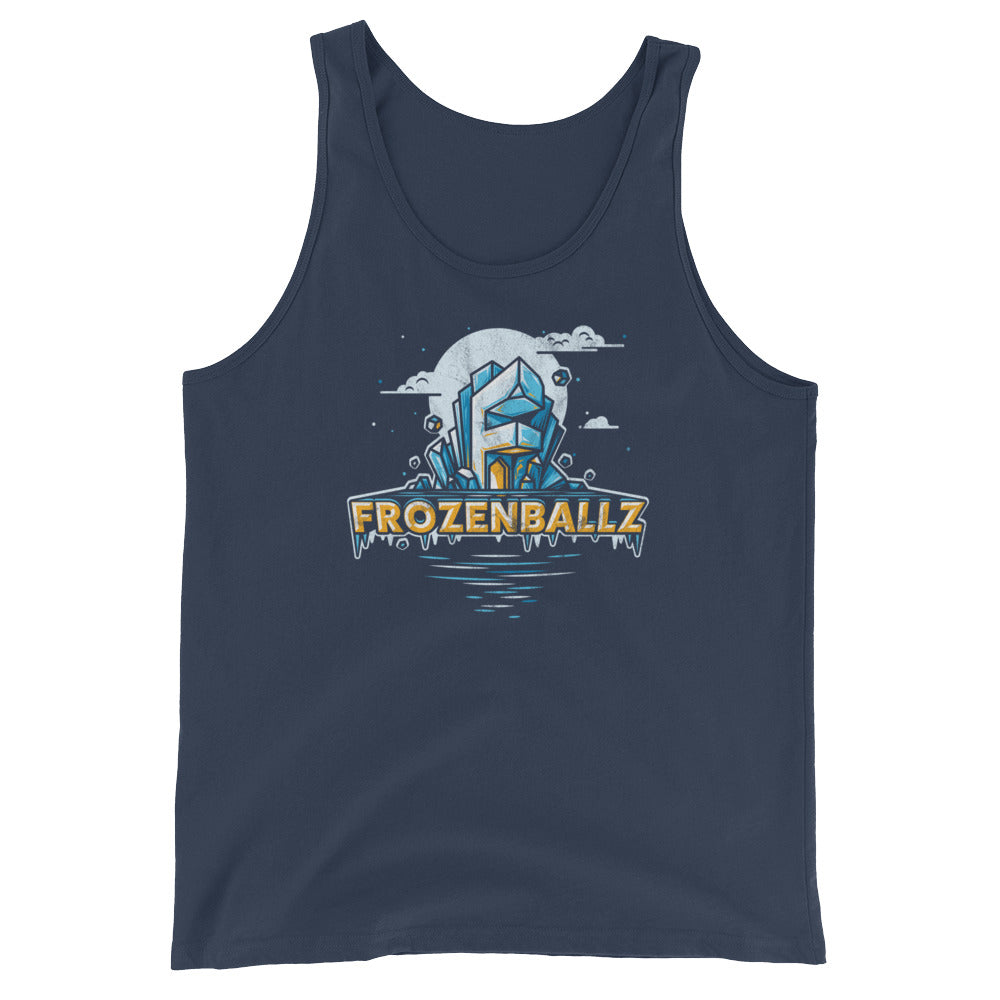 Frozenballz Unisex Tank Top