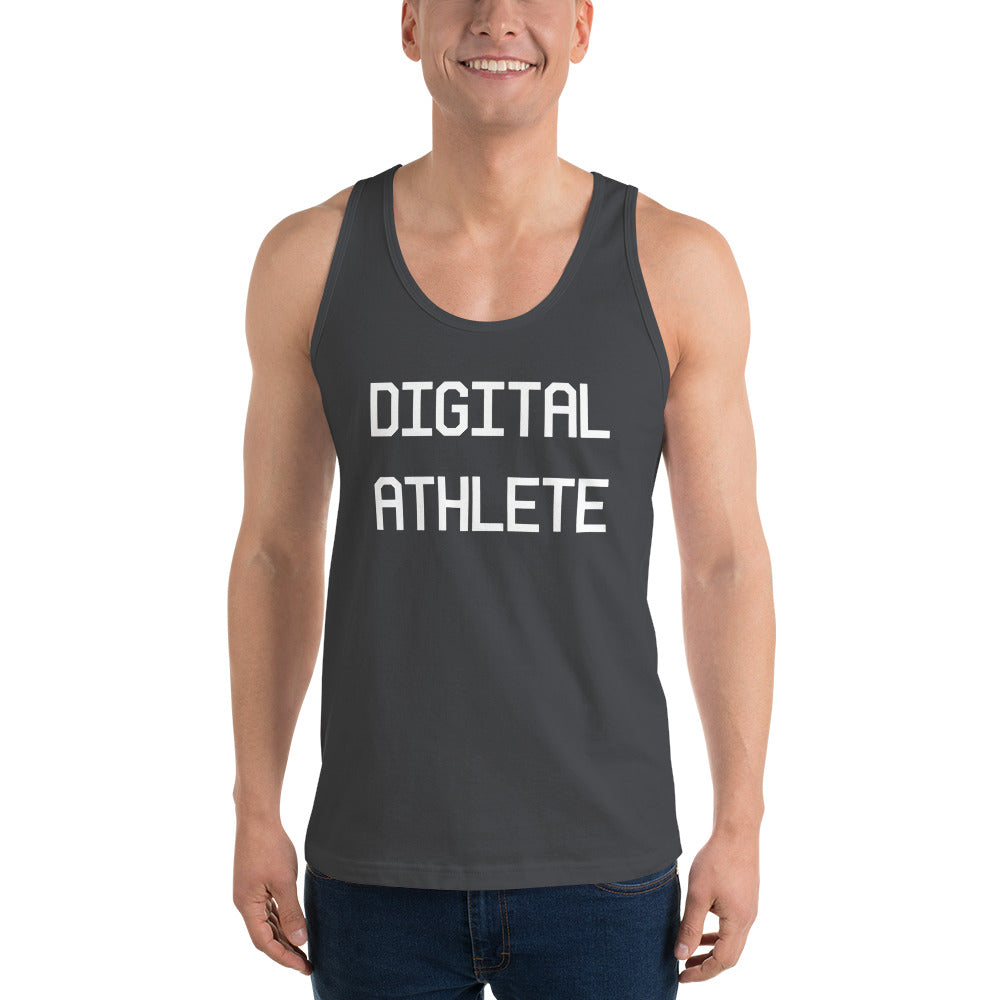 Digital Athlete Classic tank top (unisex)