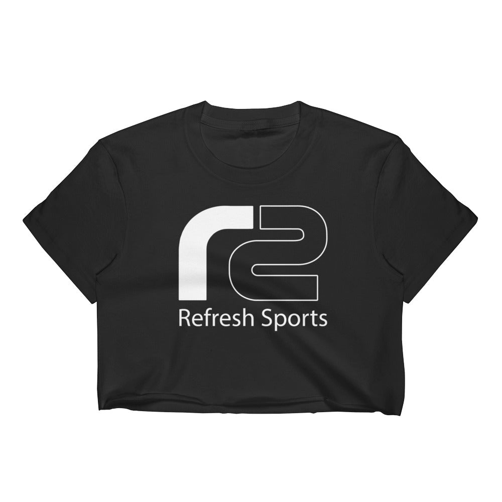 Women's Crop Top by Refresh Sports