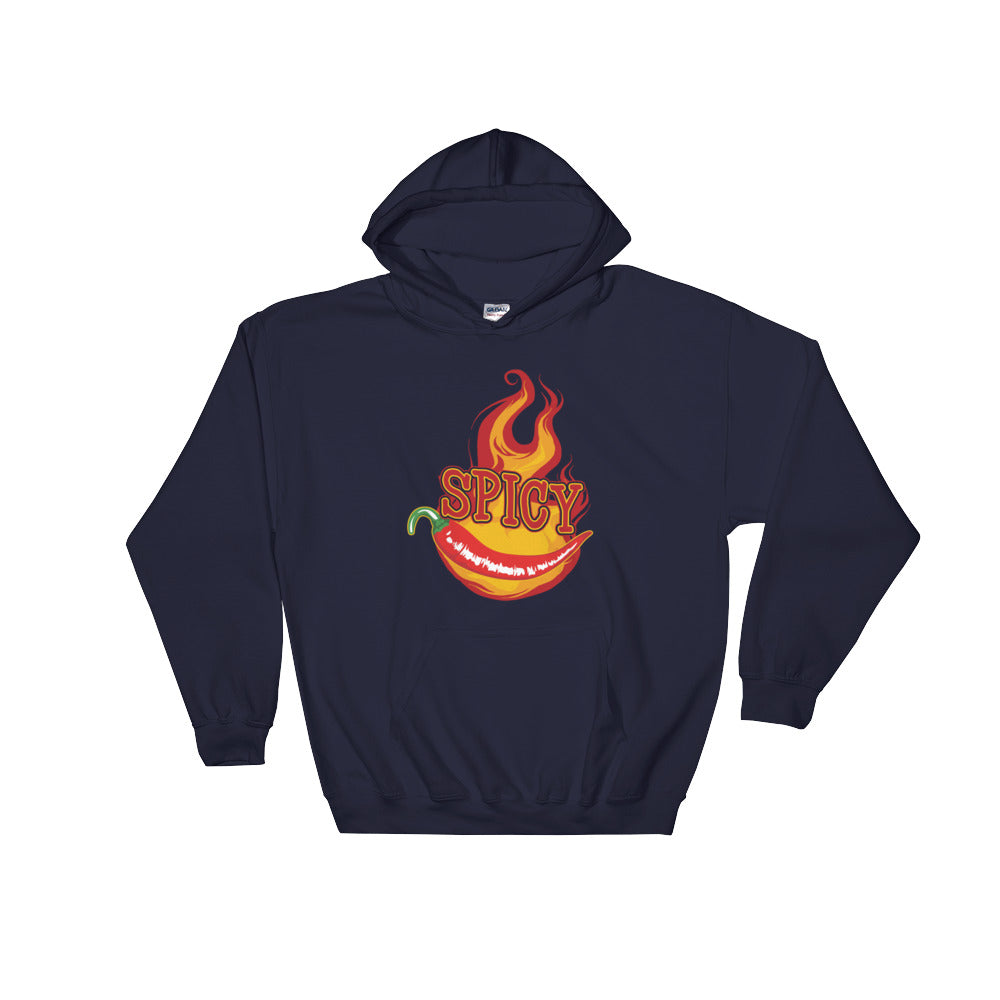 Spicy Hooded Sweatshirt