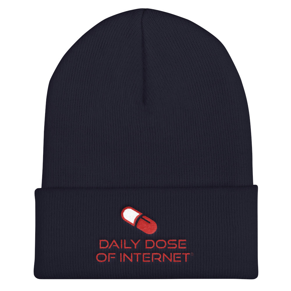 Daily Dose of Internet Cuffed Beanie