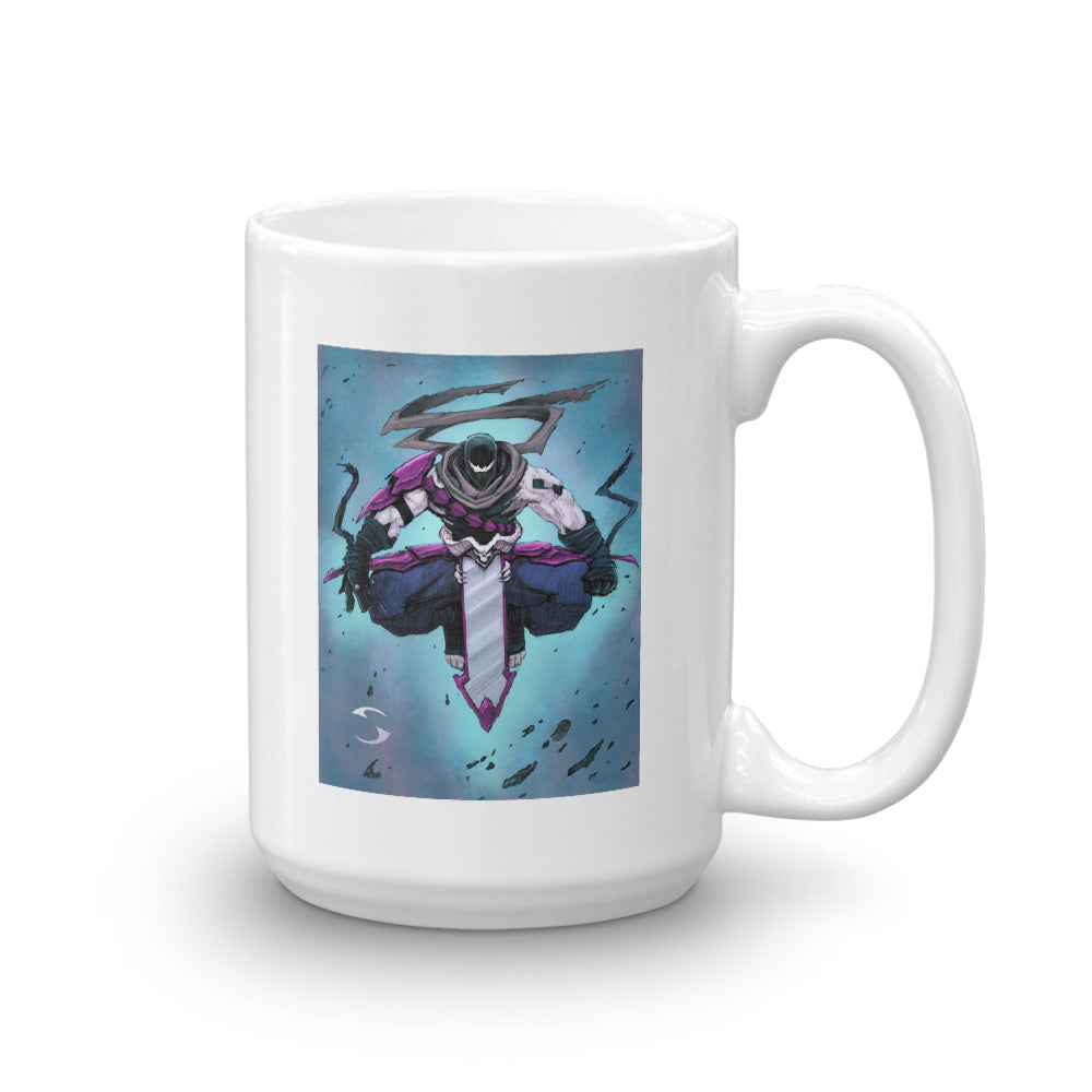 Wraith Floating Coffee Mug
