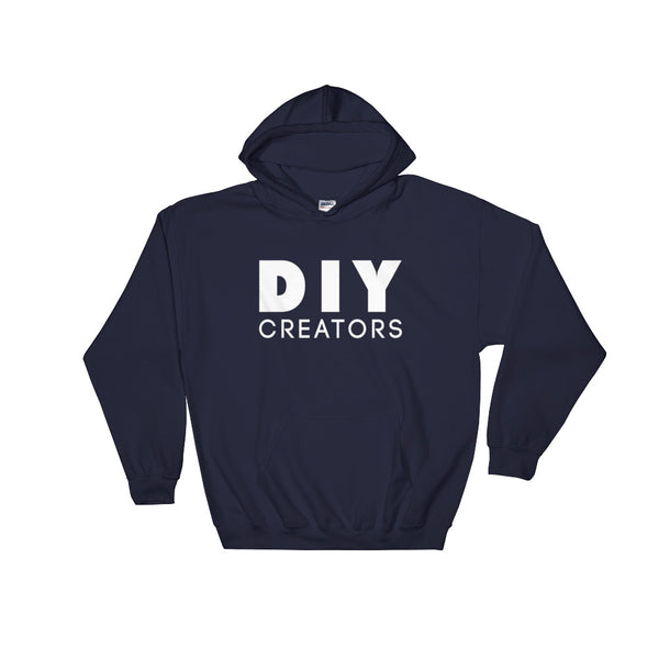 DIY Creators Hooded Sweatshirt